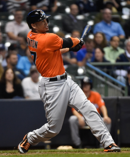 Giancarlo Stanton: 2015 Boston Red Sox Armchair GM: Spend BIG
