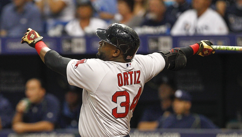56a1d833bbf Red Sox  Top 5 home run hitters in franchise history
