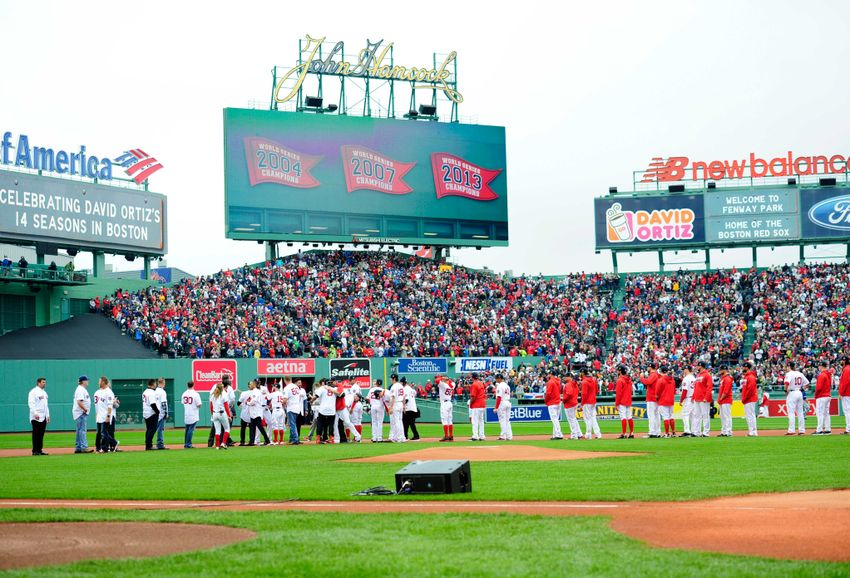Red Sox: Remembering the 2007 World Series champions