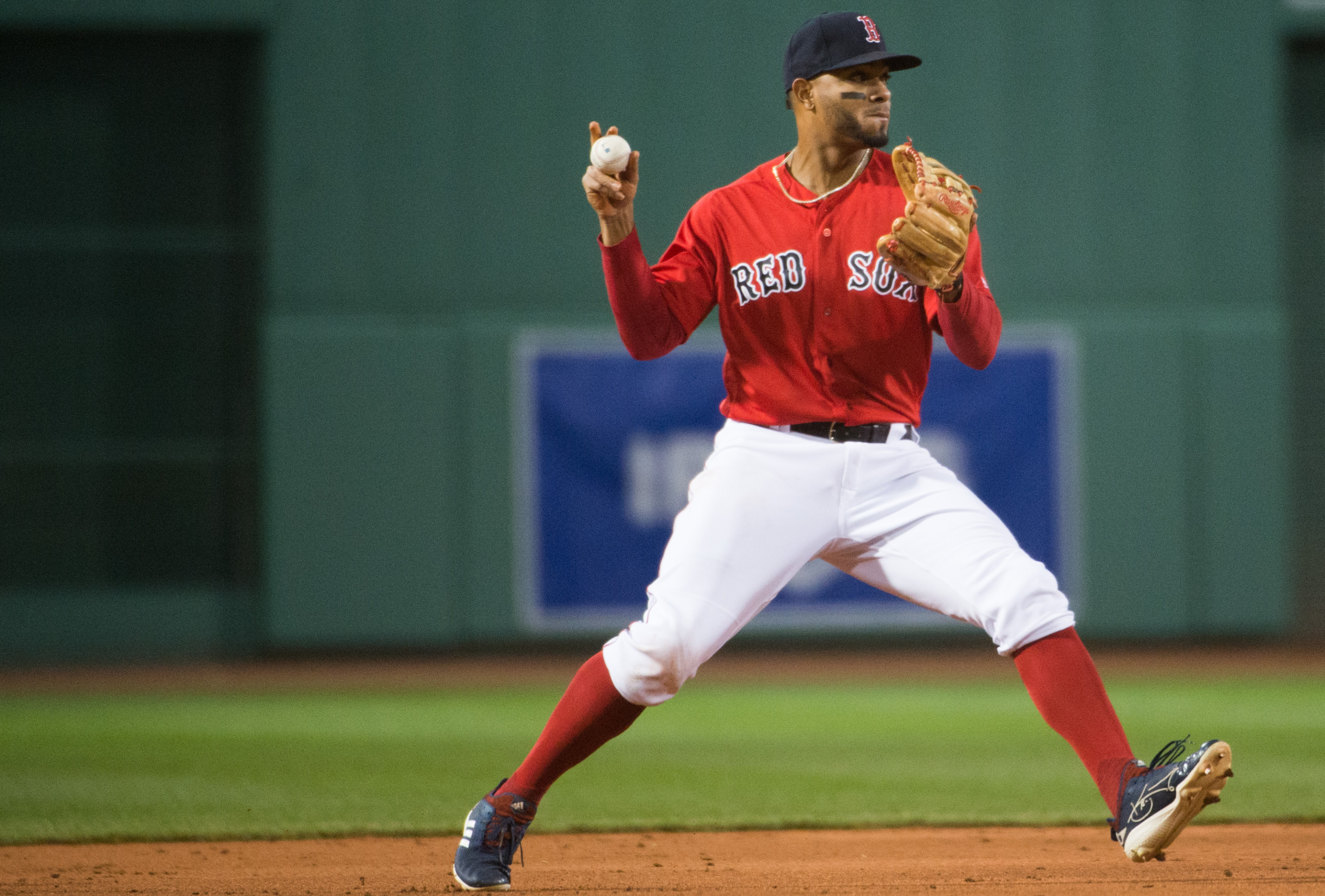 Xander Bogaerts has been a Red Sox for a long time and should continue to be one.