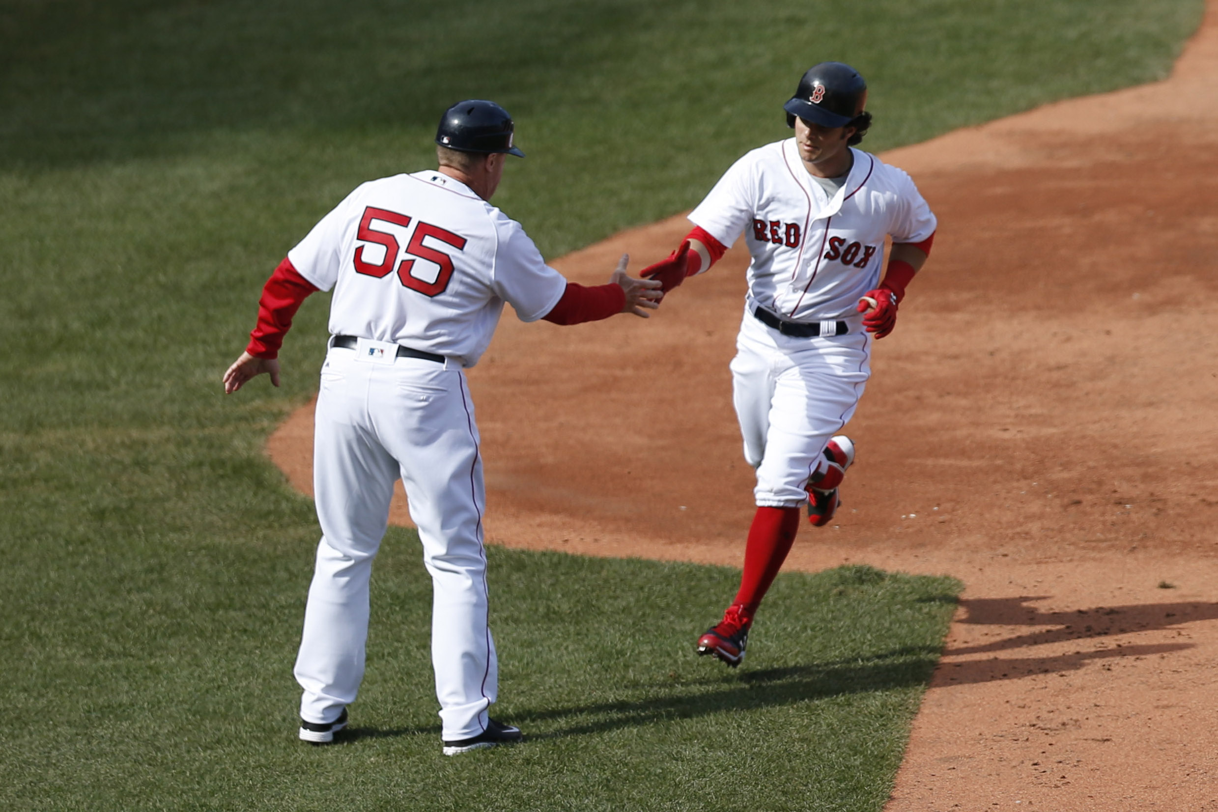 the latest 31d45 f56b4 Red Sox: Top five performances of opening series vs ...